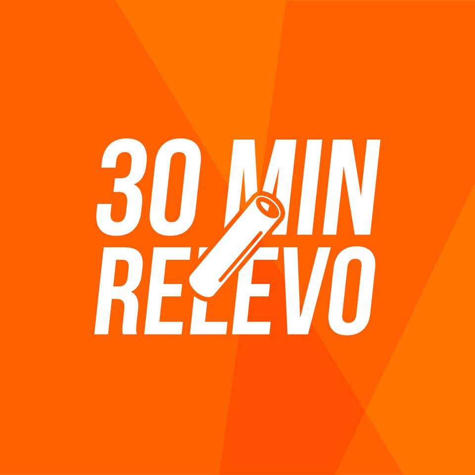 Relevos 30min. – Orden de Largada