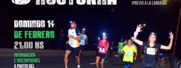 Listado de Inscriptos 3° Carrera Nocturna Cosquín