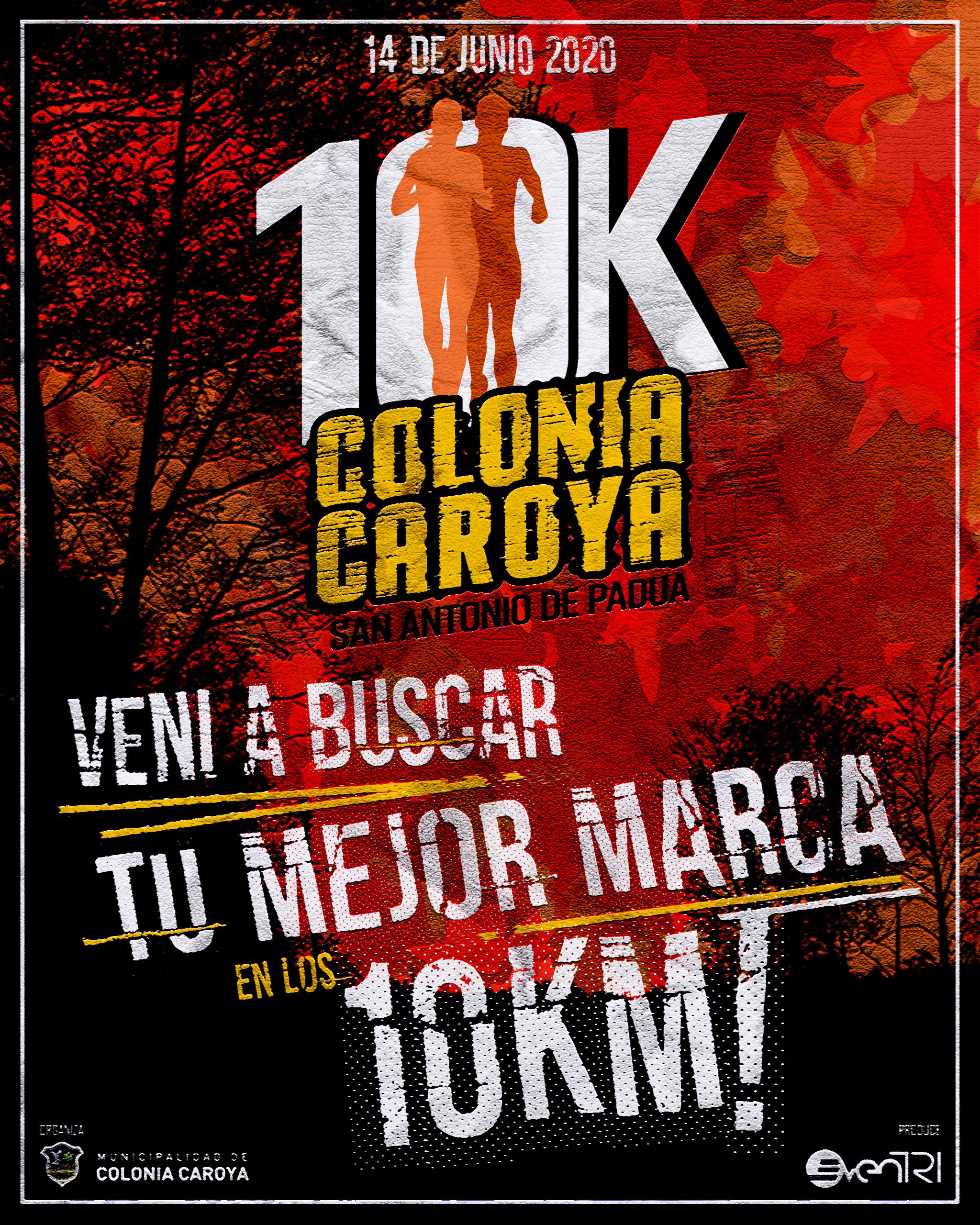 10K Colonia Caroya