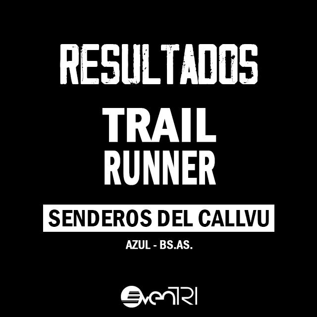 Resultados Trail Senderos del Callvú